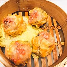D1S. Hong Kong Pork & Shrimp Xiu Mai