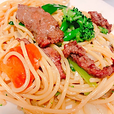 LM3. Beef Lo Mein