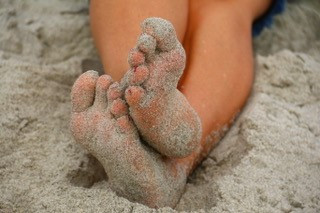 Earthing (The best way to take care of your feet is to get them dirty)!