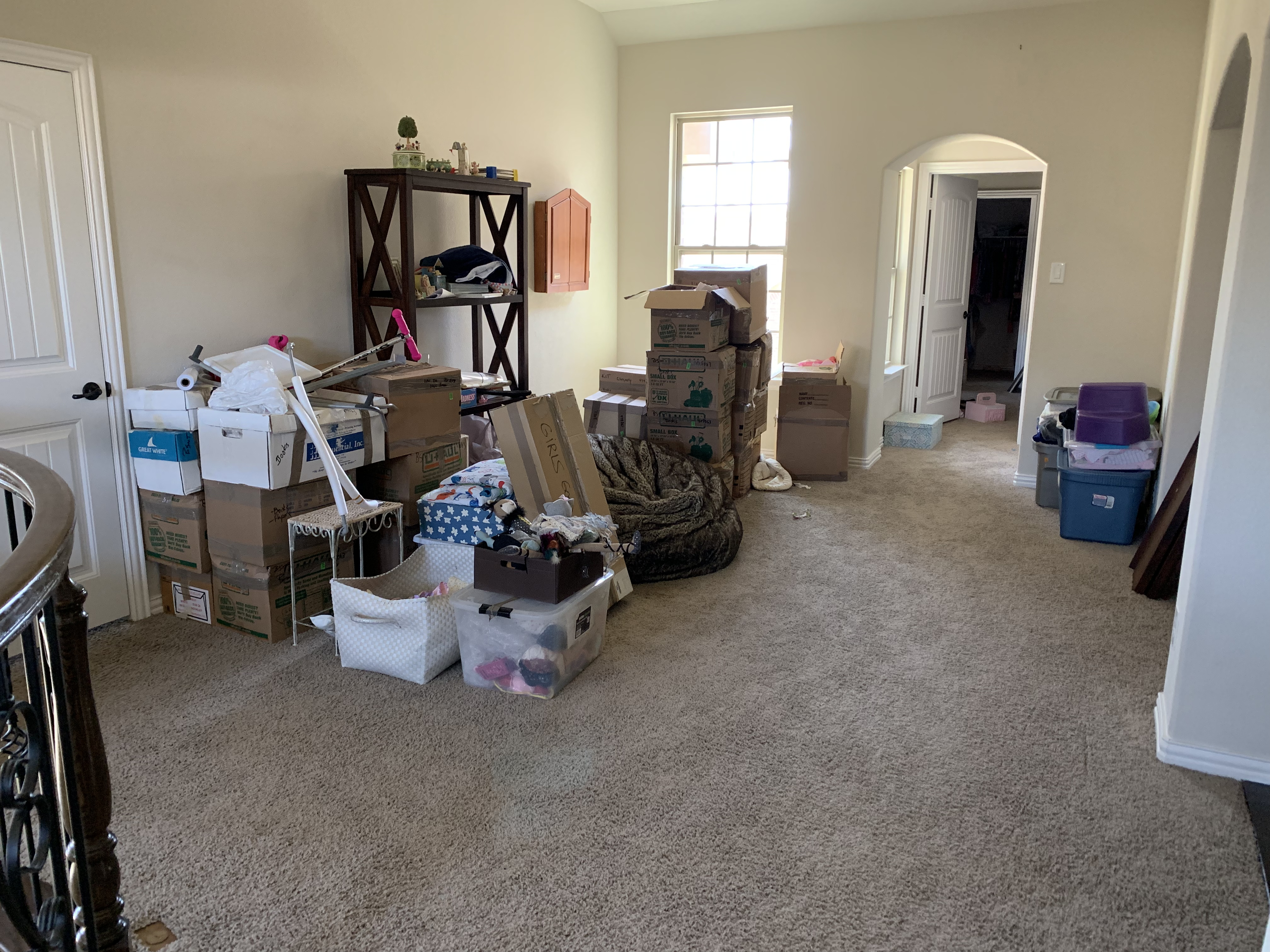 Unpacking (in progress)