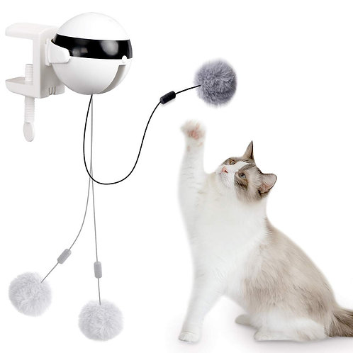 Electric Automatic Lifting Interactive Puzzle Ball for Cats