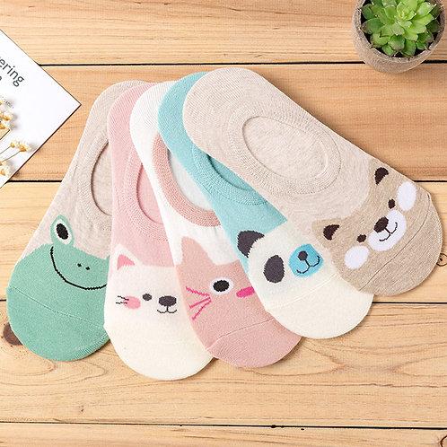 5 Pairs Women Socks