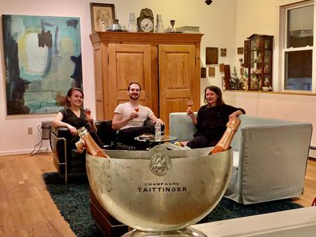 Let's Talk Champagne - Taittinger Brut Prestige Rose