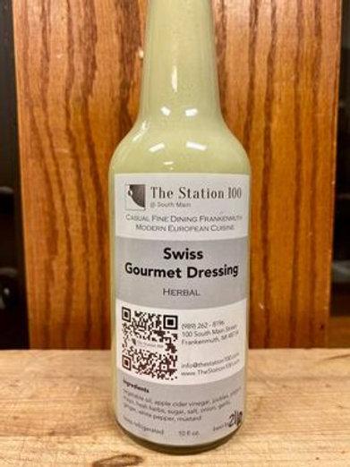 Swiss Gourmet Dressing - Herbal