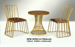 SPM SF8014 (1+1 SEATER) + T8 (GOLD)