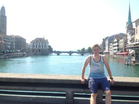 Zurich & Rhine Falls