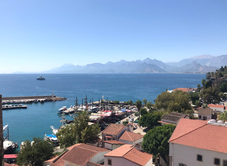 Top 10 things to do in Antalya