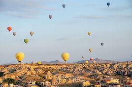 The City of Hot Air Balloon's; A guide to Cappadocia.