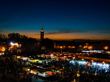 Discovering Marrakesh