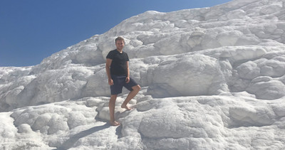 A do-it-yourself guide to Pamukkale