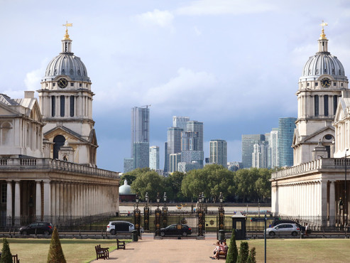 One day guide to Greenwich; London.