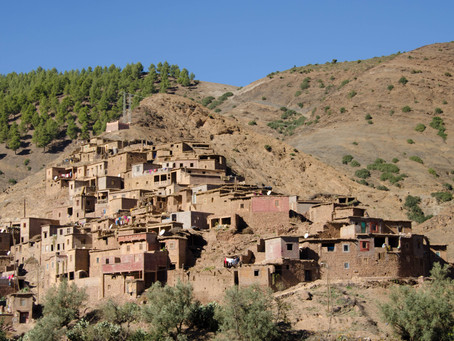 A picture story of the High Atlas Mountains