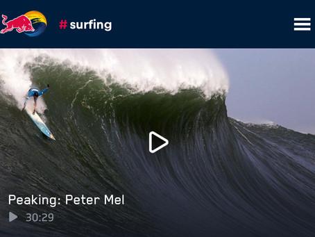 Peter Mel Peaking