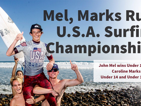 John Mel wins US Champs 2016