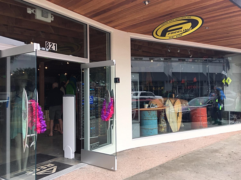 Freeline Surf Shop