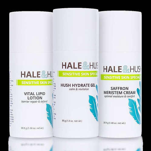 HALE & HUSH Skin Care Products