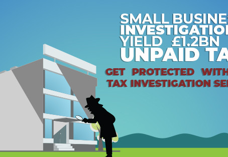 Small Business Tax Investigations raise £16 for every £1 spent