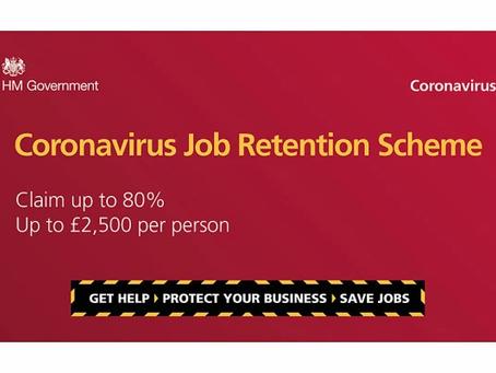 Coronavirus Job Retention Scheme: Nov – Mar 2021