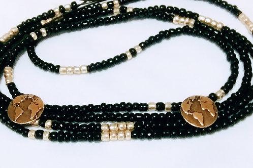 Waist beads, jewelry for women, Black Girl Glam