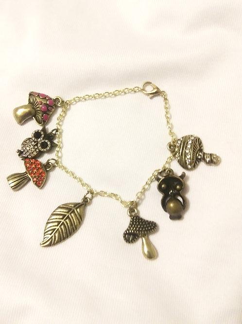 Enchanted Charm Bracelet