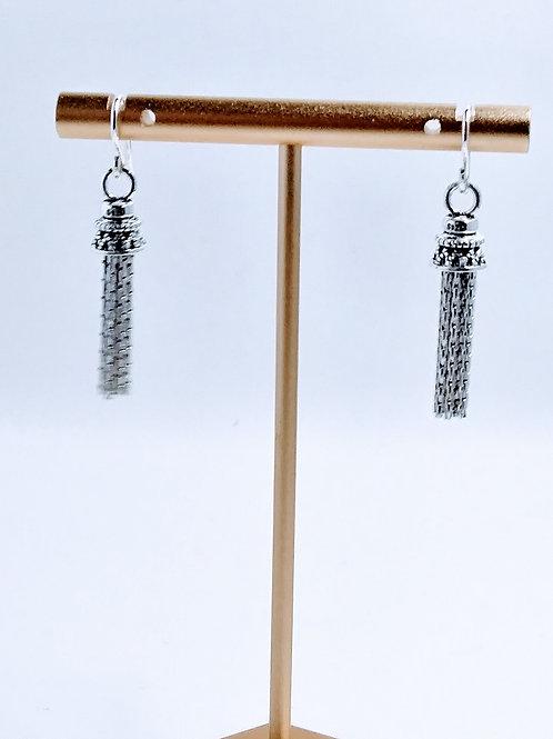 Sterling Silver, Earrings, Pierced Earrings, Jewelry for Women