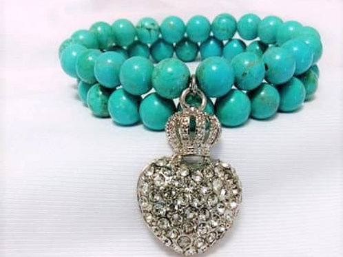 Light Stabilized Turquoise Stack
