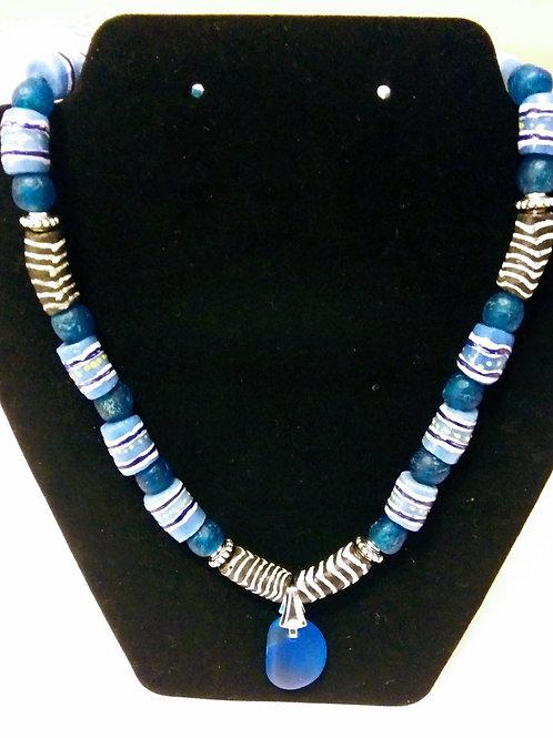 African glass beads, jewellery, Women's Jewelry