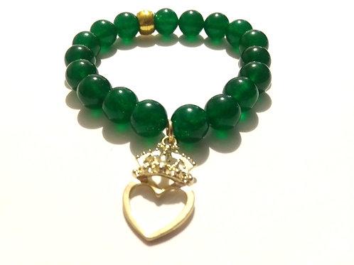 Jewelry for women,  bracelets, stretchable bracelets, charm bracelet