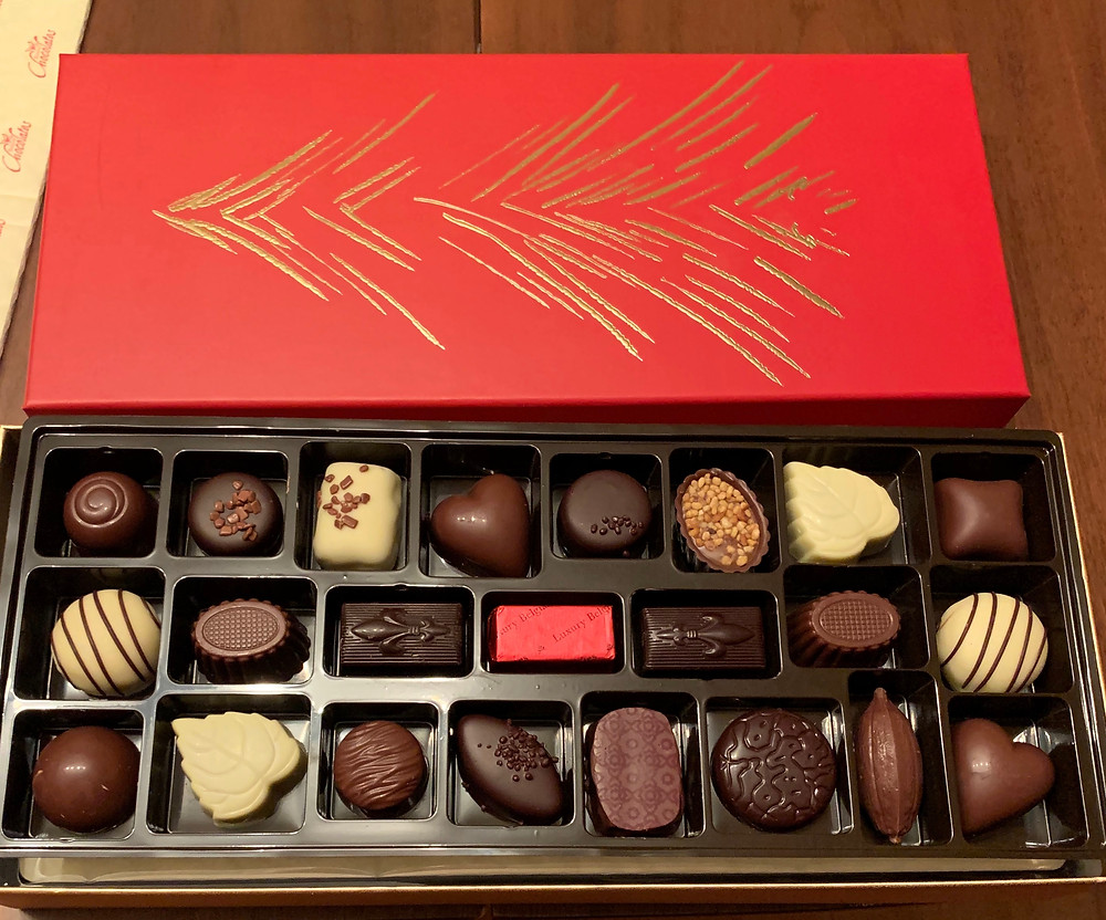 Costco Kirkland Signature Belgian Luxury Chocolates