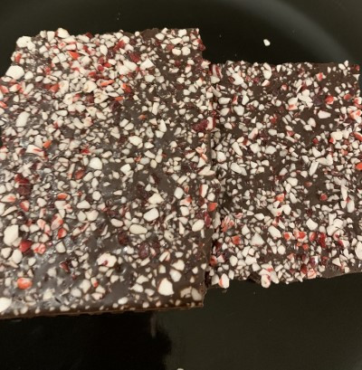 Costco Kirkland Signature Peppermint Candy Bark