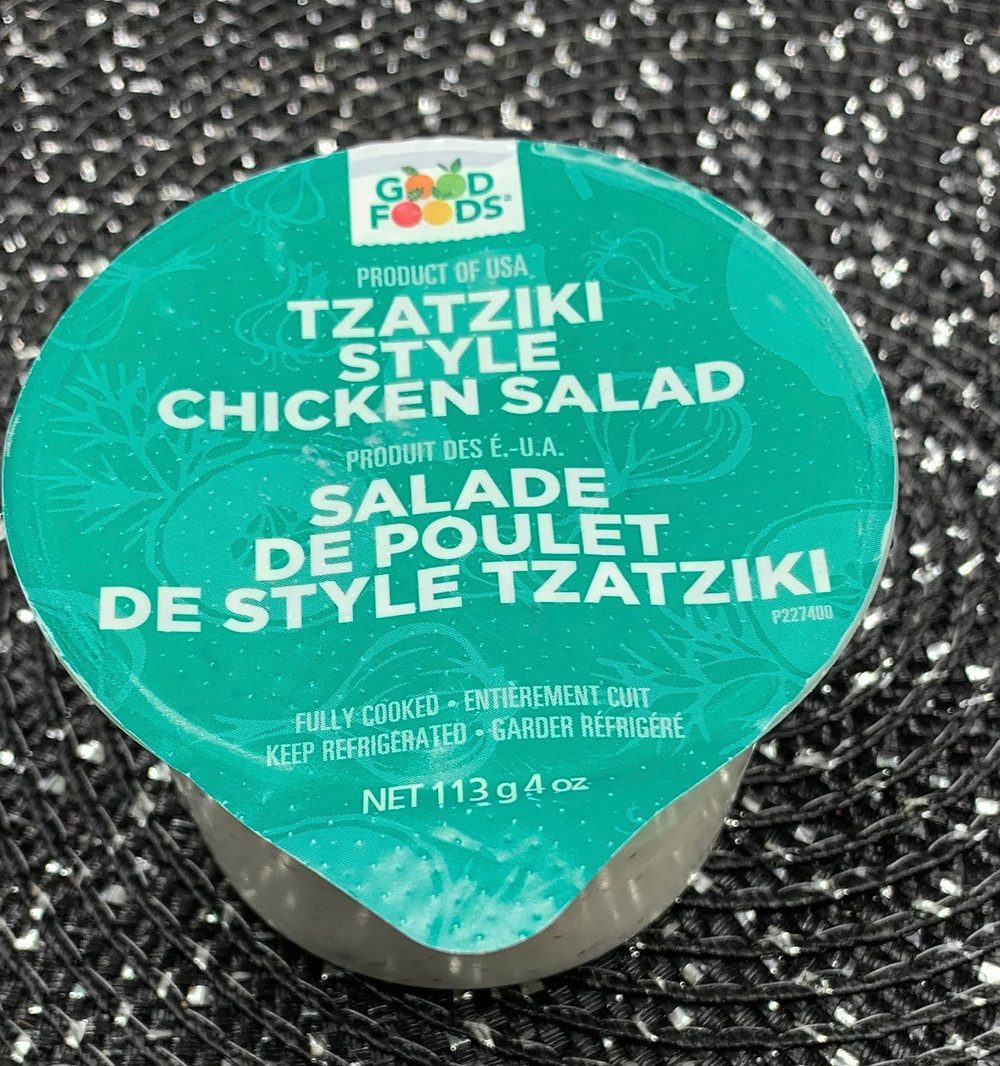 Costco Good Foods Tzatziki Style Chicken Salad