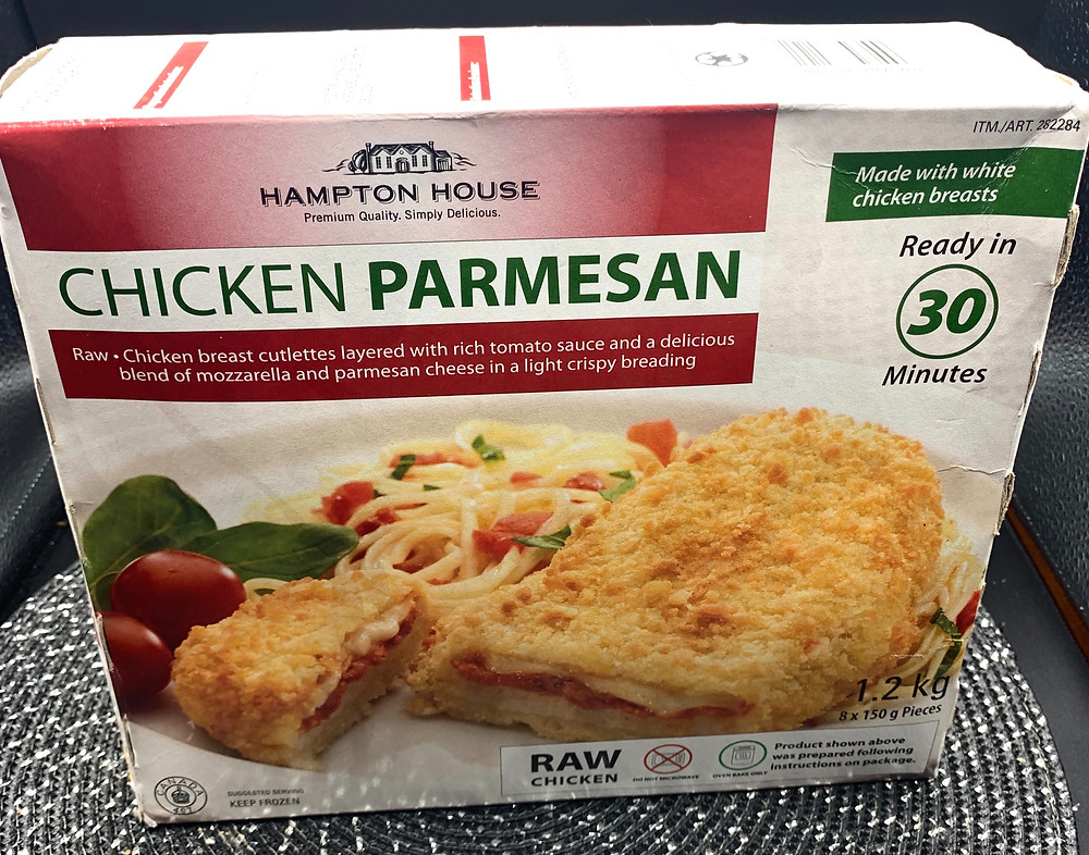 Costco Hampton House Chicken Parmesan