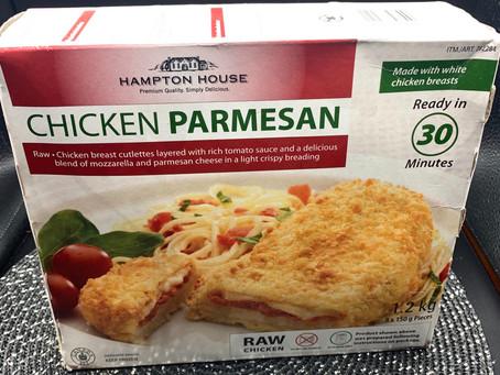 Costco Hampton House Chicken Parmesan Review