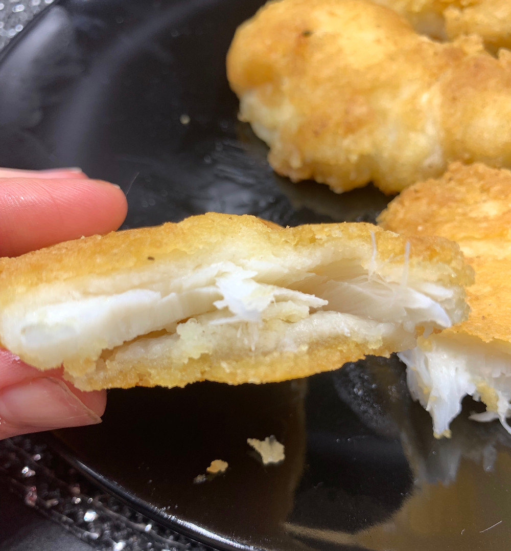 Costco High Liner English Style Battered Pacific Cod