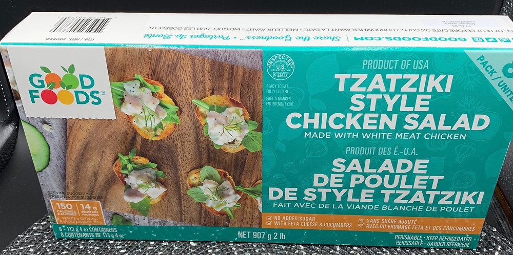 Costco Good Foods Tzatziki Style Chicken Salad R