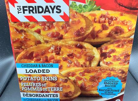 Costco TGI Fridays Loaded Potato Skins Review
