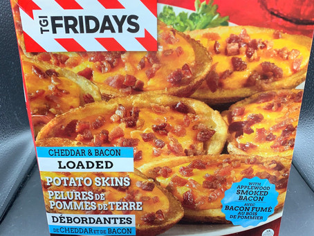 Costco TGI Fridays Loaded Potato Skins Review