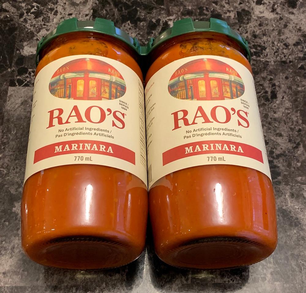 Costco Rao's Marinara Sauce