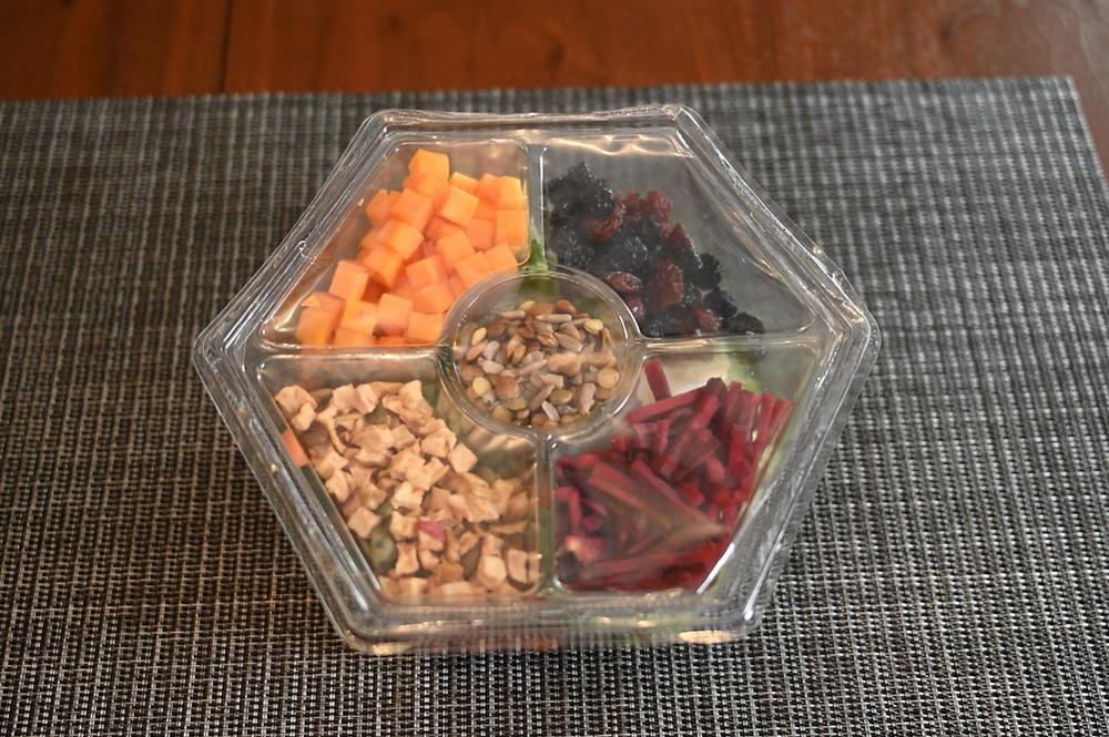 Costco Winter Solstice Inspired Salads Salad Kit