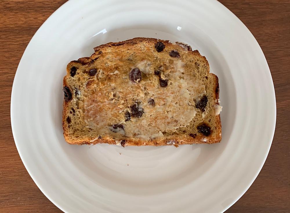 Costco Dempsters Signature Cinnamon Raisin Bread
