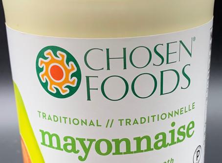 Costco Chosen Foods Avocado Mayonnaise Review