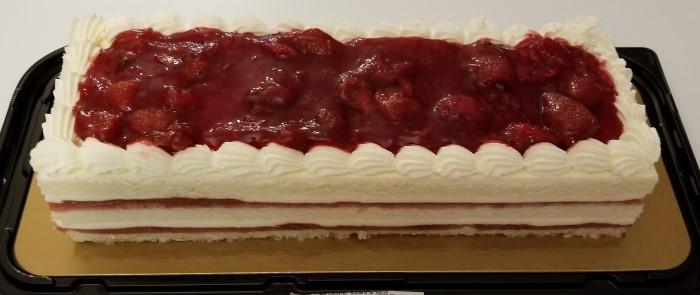 Costco Kirkland Signature Strawberry Shortcake