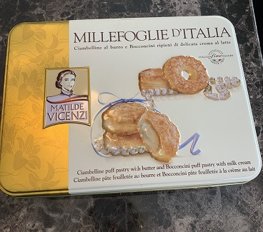 Costco Matilde Vicenzi Millefoglie D'Italia Cookies