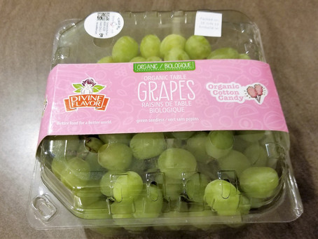 Costco Cotton Candy Grapes Review