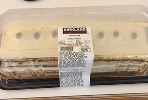 Costco Kirkland Signature Tiramisu Cake Review