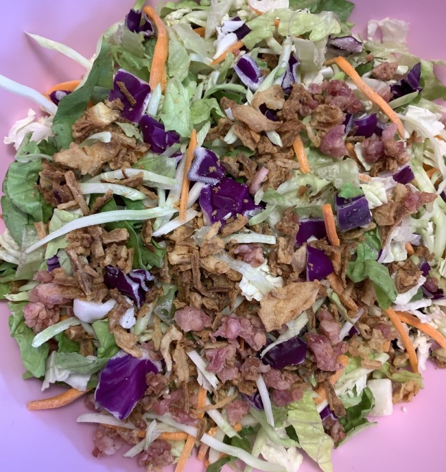 Costco Taylor Farms Steakhouse Salad Kit