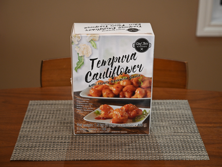 Costco Chef Jin's Kitchen Tempura Cauliflower Review