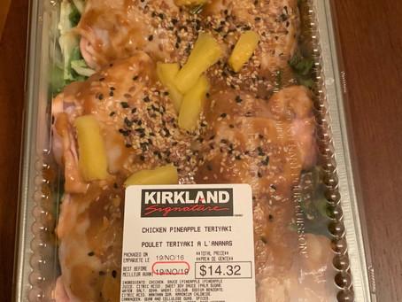 Costco Kirkland Signature Chicken Pineapple Teriyaki Review