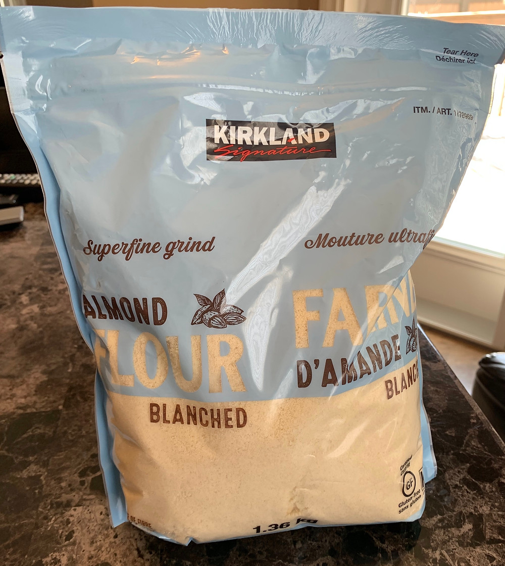 Costco Kirkland Signature Almond Flour