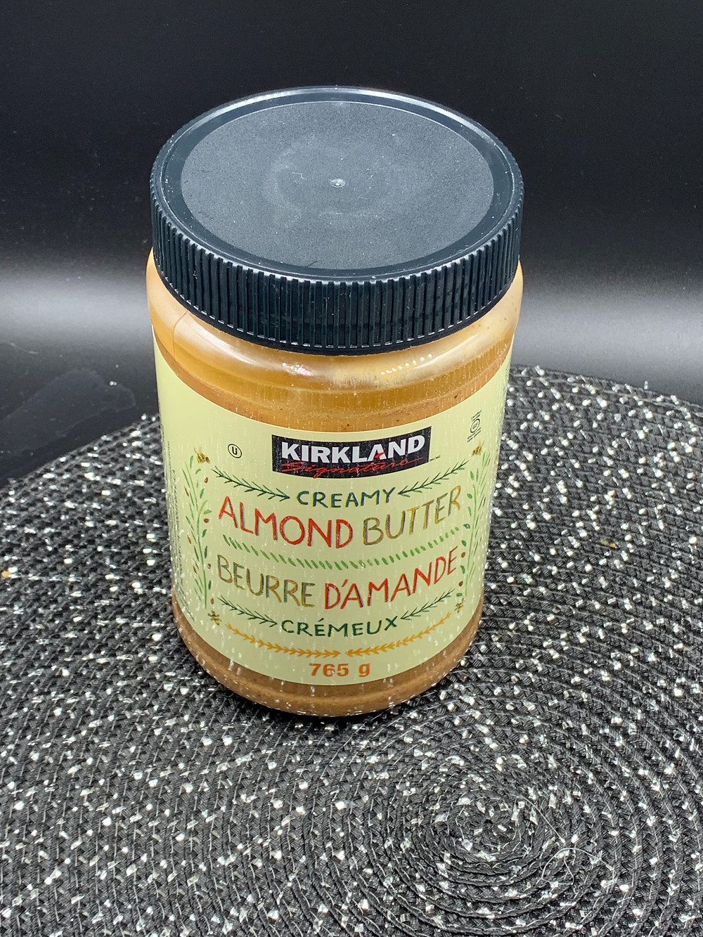 Costco Kirkland Signature Almond Butter